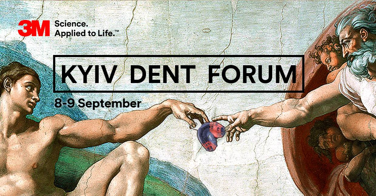 Kyiv Dent Forum by 3M